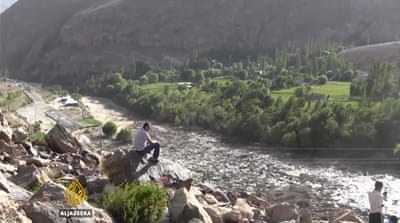 Global warming imperils Tajikistan's landscape