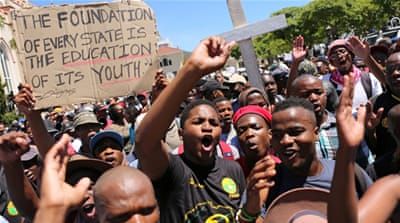 #FeesMustFall: Decolonising education