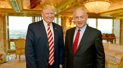 Israel: An inspiration for Trump