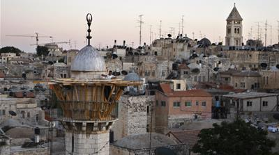 Why Jerusalem is not the capital of Israel