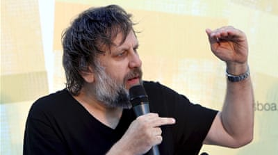 Zizek: Electing Trump will 'shake up' the system