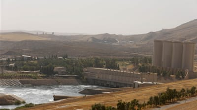 Mosul Dam collapse 'will be worse than a nuclear bomb'