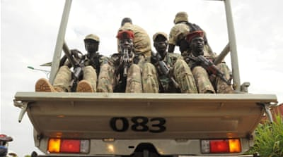 Dozen killed in South Sudan clashes