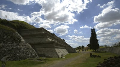 The Cholula pyramid and the fight for its preservation