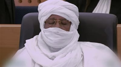 Court upholds life sentence of Chad's Hissene Habre