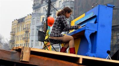 Piano: Ukraine's Uprising