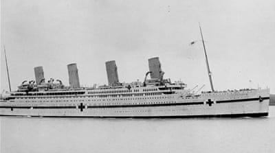 The Britannic and the Titanic: A story of two ships