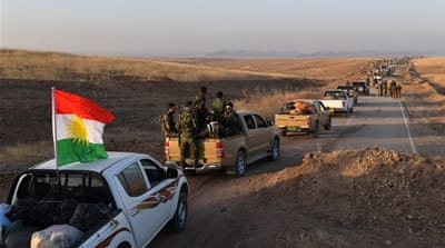 Arab-Kurd tensions simmer in shadow of Mosul campaign