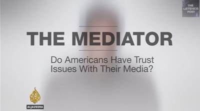 Do Americans have trust issues with their media?
