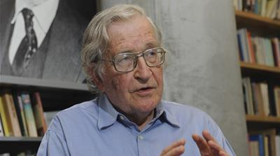 UpFront special: Noam Chomsky on the new Trump era