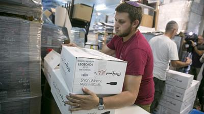 Ruling on West Bank settlement wines stirs debate