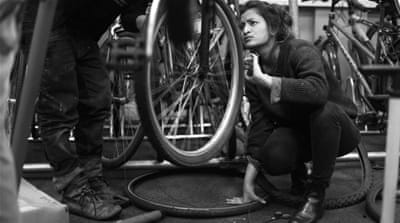 On your bike: Helping refugees get around London