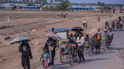 Myanmar's Rohingya brace for more attacks in Rakhine