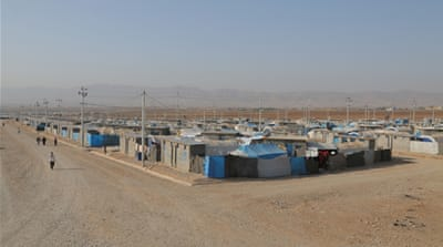 Arab-Yazidi reconciliation begins in Iraq's IDP camps