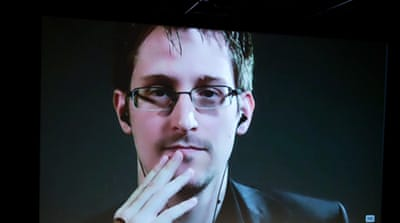 US government sues Edward Snowden over his memoir