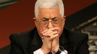The Palestinian leadership that doesn't represent us