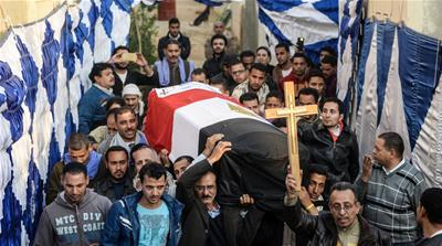Egypt's Christians in the cross-hairs