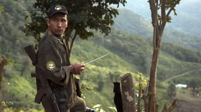 FARC has been fighting the Colombian state since the 1960s [File: EPA]