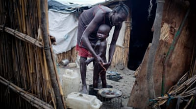 Nowhere to run for the children of South Sudan