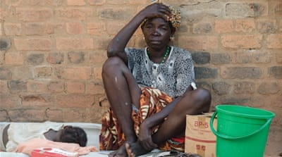 Wau displaced tell of death and horrifying escapes