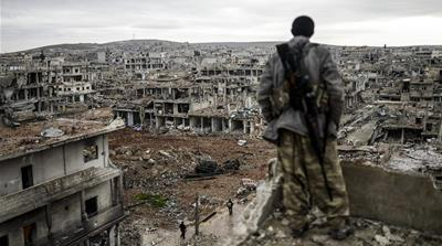No peace in sight in Syria
