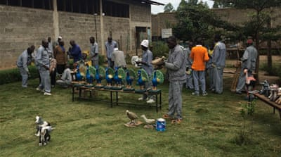 Teaching Empowerment: Prison Education in Kenya