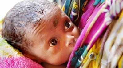 Cradles in Rajasthan for India's unwanted babies