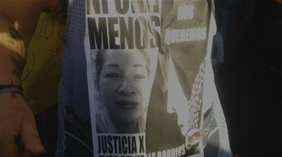 Fighting for the murdered women of Buenos Aires