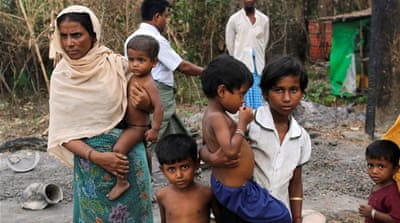 Is the world ignoring the plight of the Rohingya?