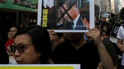 Hong Kong's pro-democracy movement changes strategy