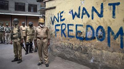 Manufacturing consent in Indian-administered Kashmir