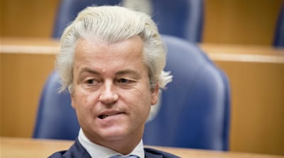 Far-right MP Geert Wilders found guilty of hate speech