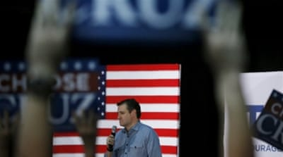 Cruz takes down Trump to win Iowa caucuses