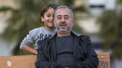 Syrian refugee Osama Abdul Mohsen's new life in Spain
