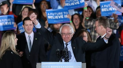 The Bernie Sanders phenomenon