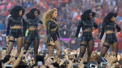 Activists have called on Beyonce and Jennifer Lopez to join a boycott of Israel in solidarity with the Palestinian people [Mario Anzuoni/Reuters]