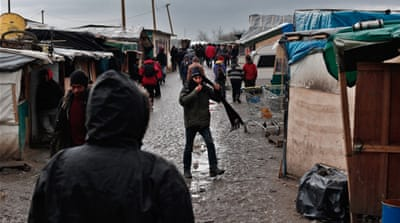 Refugees in the camp have repeatedly faced threats and attacks [Thibault Camus/AP]