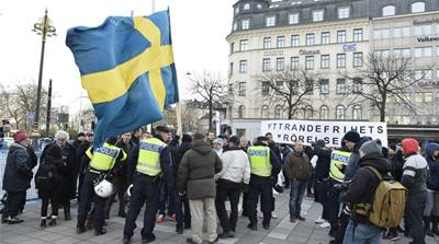 Sweden detains Poles over plot to attack asylum centre