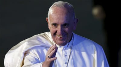 Pope Francis in visit of hope to Mexico