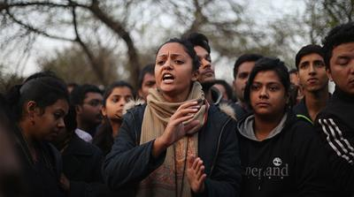 JNU students have the reputation of being among India's most politically conscious [Showkat Shafi/Al Jazeera]