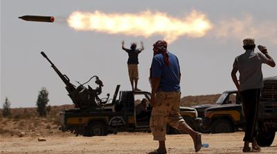 When is the next Libya intervention?