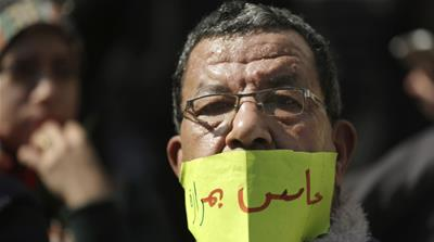 Egypt has become an international laughing stock