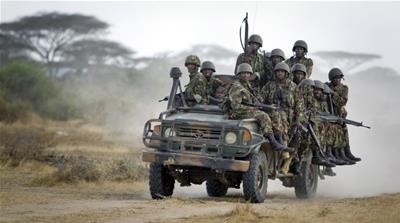 Kenya's new security conundrum after ousting al-Shabab