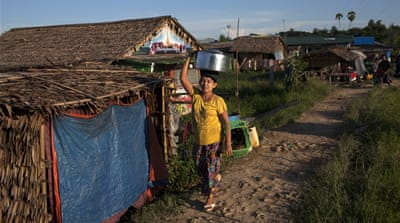 Inside the village of mercy for Myanmar's landless poor