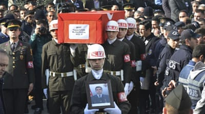 Turkey hits Kurdish targets after Ankara bombing
