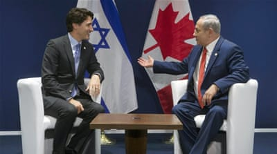 Canada jumps on the anti-BDS bandwagon