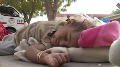Malnutrition blights infants' lives in Pakistan's Sindh