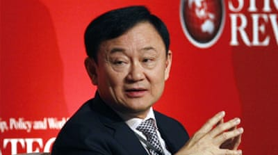 Thaksin: Thai military government will not last long