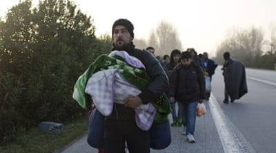 Refugee crisis: Europe border closures to cause 'chaos'