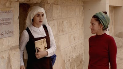 Palestinian Oscar-nominated film gives a voice to doubt